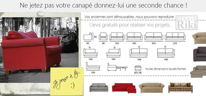 confection atelier de confection d 39 ameublement regga riki. Black Bedroom Furniture Sets. Home Design Ideas