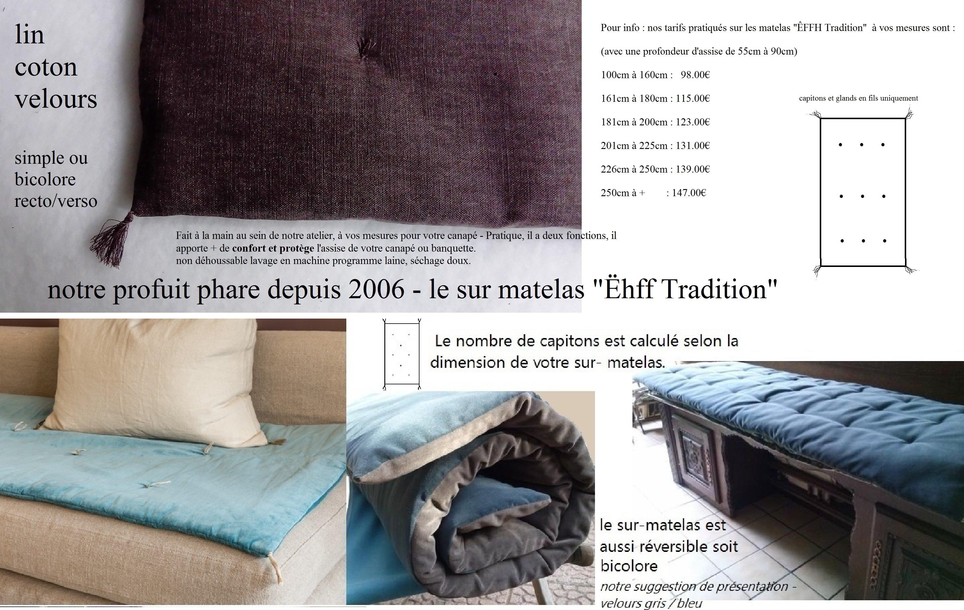 comment faire une housse de matelas pour banquette assise de meuble duentre with comment faire. Black Bedroom Furniture Sets. Home Design Ideas